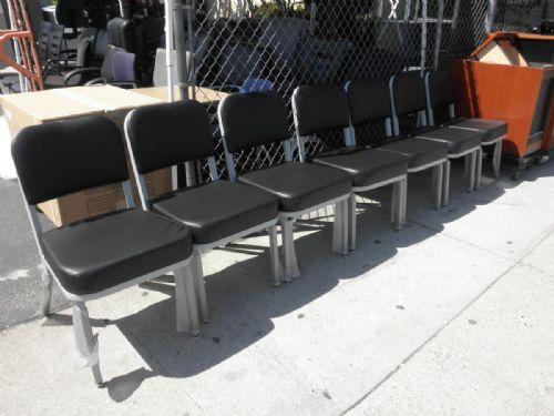 Beau United Chair Tanker Side Chair (Black)