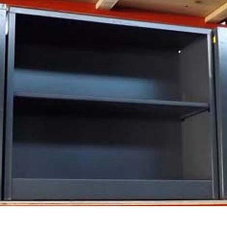 Hon Metal Bookcase    30